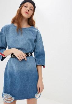 dd297eb608b Купить джинсовые платья от 599 руб в интернет-магазине Lamoda.ru!