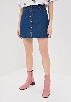 514f0cae4fb Купить женские джинсовые юбки от 13 р. в интернет-магазине Lamoda.by!