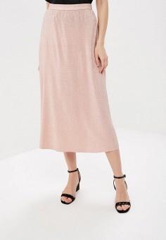 c0ab63d76592c Юбка, Befree, цвет: розовый. Артикул: BE031EWEXQD7. Одежда / Юбки