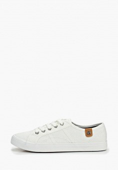 6876030e Кеды, Beppi, цвет: белый. Артикул: BE099AWEMPV5. Обувь / Кроссовки и