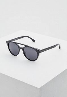 Очки солнцезащитные, Boss Hugo Boss, цвет  черный. Артикул  BO010DMAYAC0.  Аксессуары e525eac2689