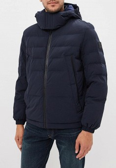 fc10c9a61c41 Куртка утепленная, Boss Hugo Boss, цвет  синий. Артикул  BO010EMDBNV0.  Одежда