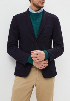 Пиджак, Boss Hugo Boss, цвет  синий. Артикул  BO010EMDDBA8. Одежда   4e6ac85a2f7