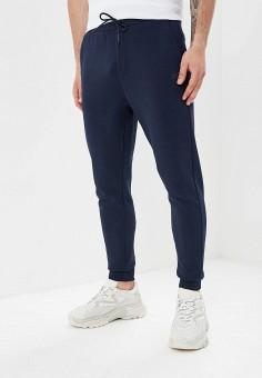 71d52193 Брюки спортивные, Boss Hugo Boss, цвет: синий. Артикул: BO010EMFDJP2. Одежда