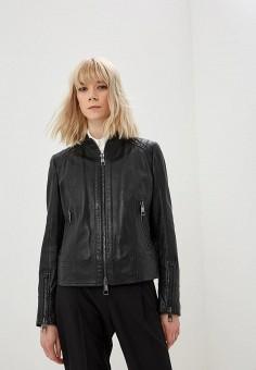 bd1009d5a64 Купить женские кожаные куртки от 999 руб в интернет-магазине Lamoda.ru!