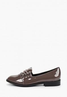 a4ee97632 Лоферы, Bona Mente, цвет: коричневый. Артикул: BO053AWEKNK0. Обувь / Туфли