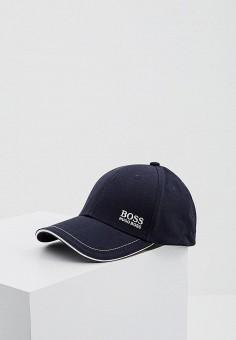 7bf004614a6 Бейсболка, Boss Hugo Boss, цвет: синий. Артикул: BO984CMABG50. Аксессуары /