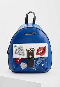 90685999f744 Рюкзак, Braccialini, цвет: синий. Артикул: BR001BWEDDU7. Аксессуары /  Рюкзаки