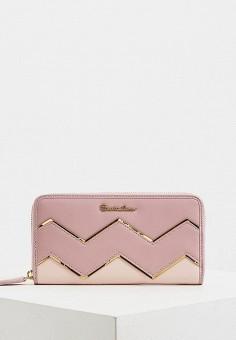 73083fad2990 Кошелек, Braccialini, цвет: розовый. Артикул: BR001BWEDDW4. Braccialini