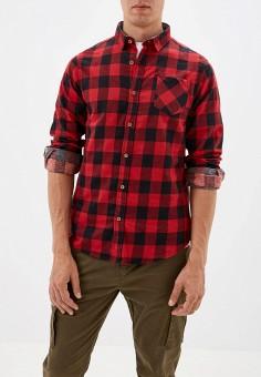 2b5db5554b8fa Рубашка, Brave Soul, цвет: красный. Артикул: BR019EMBSJR4. Одежда / Рубашки