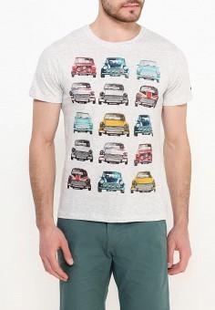 363c6cf5d3dff Купить серые мужские футболки и поло от 264 руб в интернет-магазине ...