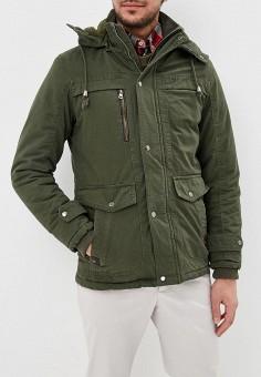 5be1344c77d1 Куртка утепленная, Bruebeck, цвет  хаки. Артикул  BR028EMDRXX2. Одежда    Верхняя