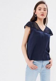226ee3f755cd7 Блуза, Bruebeck, цвет: синий. Артикул: BR028EWFBYI7. Одежда / Блузы и