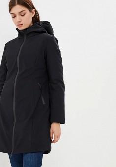 Куртка утепленная, B.Style, цвет  черный. Артикул  BS002EWCRTM4. Одежда 637246171c0