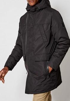 82e7a127356b Куртка утепленная, FoR by Burton Menswear London, цвет  черный. Артикул   BU014EMCSHK1