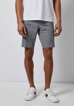 413a6f87 Шорты, Burton Menswear London, цвет: серый. Артикул: BU014EMFJUT3. Одежда /