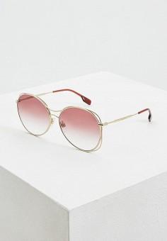 226708fad42b8 Очки солнцезащитные, Burberry, цвет: розовый. Артикул: BU034DWEMGW2.  Аксессуары / Очки