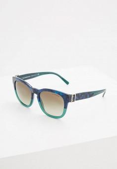 03e3edd37914 Очки солнцезащитные, Burberry, цвет  синий. Артикул  BU034DWYZY71.  Аксессуары   Очки