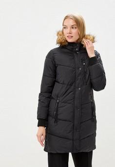 Куртка утепленная, b.young, цвет  черный. Артикул  BY005EWBUWN4. b 92d67d975f3