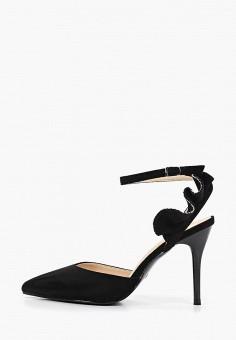 1946ee5a3 Туфли, Catisa, цвет: черный. Артикул: CA072AWEZZH2. Обувь