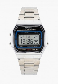 c3e2c40865fae Часы, Casio, цвет: серебряный. Артикул: CA077DUGXX99. Аксессуары / Часы