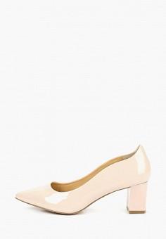 fad5ae744 Туфли, Caprice, цвет: розовый. Артикул: CA107AWDTFD3. Обувь / Туфли