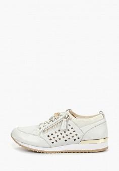 6ac230c1a Кроссовки, Caprice, цвет: белый. Артикул: CA107AWDTOU7. Обувь / Обувь с