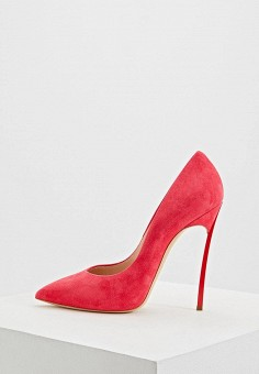 f8ae3343 Туфли, Casadei, цвет: розовый. Артикул: CA559AWEBCK2. Обувь / Туфли /
