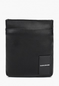 956ee7250a39 Сумка, Calvin Klein Jeans, цвет: черный. Артикул: CA939BMDTXS3. Аксессуары /