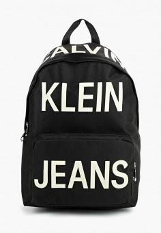 62f7f49fa58a Рюкзак, Calvin Klein Jeans, цвет: черный. Артикул: CA939BMETJH1. Аксессуары