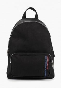 bf56ed3fd Рюкзак, Calvin Klein Jeans, цвет: черный. Артикул: CA939BWETJE8. Аксессуары  /