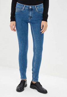 f55d4412e64d Джинсы, Calvin Klein Jeans, цвет  синий. Артикул  CA939EWBTII0. Calvin Klein