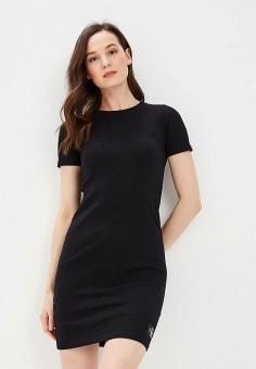 6a4e105cf2ad0 Платье, Calvin Klein Jeans, цвет: черный. Артикул: CA939EWETIW7. Calvin  Klein