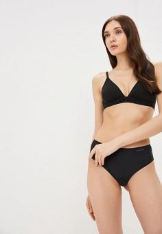Бюстгальтер, Calvin Klein Underwear, цвет  черный. Артикул  CA994EWBTWF8.  Одежда   91b2364abc0