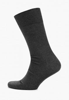 27dbb8afed39 Носки, Calvin Klein Underwear, цвет  серый. Артикул  CA994FMCGSP2. Calvin  Klein
