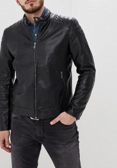 afe56c74413 Купить мужские кожаные куртки от 950 грн в интернет-магазине Lamoda.ua!