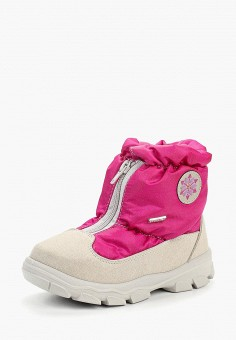 62a89a8b6f52 Дутики, Chicco, цвет  розовый. Артикул  CH001AGCRUT1. Девочкам   Обувь
