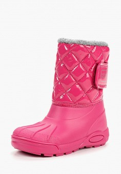 1861f184ba44 Резиновые сапоги, Chicco, цвет  розовый. Артикул  CH001AGCRUT7. Девочкам    Обувь