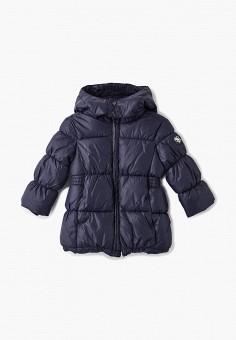 59563fadf0b6 Куртка утепленная, Chicco, цвет  синий. Артикул  CH001EGCRUN2. Девочкам    Одежда