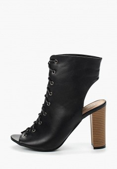 a4160d902 Ботильоны, Chic Nana, цвет: черный. Артикул: CH039AWTLL33. Обувь / Ботильоны