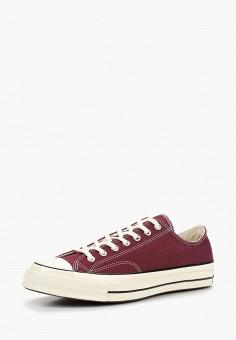 338fe946a5e7 Кеды, Converse, цвет  бордовый. Артикул  CO011AMCILQ9. Обувь   Кроссовки и