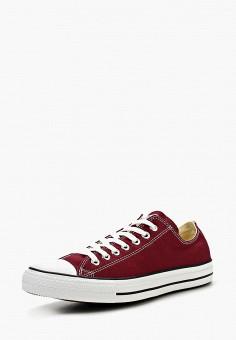 d5fef6319f58 Кеды, Converse, цвет  бордовый. Артикул  CO011AUAVY60. Обувь   Кроссовки и