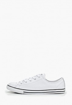70b6665c7 Кеды, Converse, цвет: белый. Артикул: CO011AWEQLZ1. Обувь / Кроссовки и