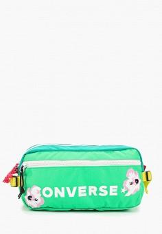 2c88c79d Сумка, Converse, цвет: зеленый. Артикул: CO011BUFFDT0. Аксессуары / Сумки /