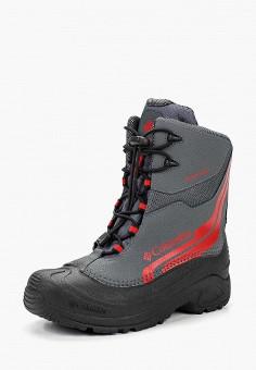 Ботинки, Columbia, цвет  серый. Артикул  CO214ABCPOI0. Мальчикам   Спорт   c102204d048