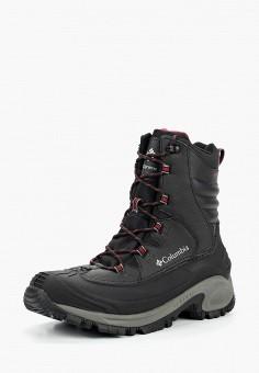 2dc43be7babb Ботинки трекинговые, Columbia, цвет  черный. Артикул  CO214AMCPQH5. Обувь