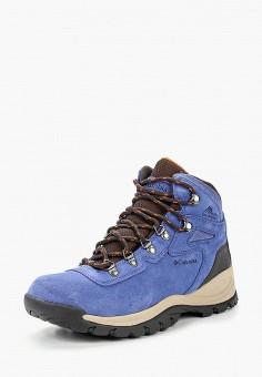 c973b0c369ab Ботинки трекинговые, Columbia, цвет  фиолетовый. Артикул  CO214AWCPQW8.  Обувь