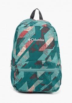 9a09b35fad78 Рюкзак, Columbia, цвет: зеленый. Артикул: CO214BUEJBJ6. Аксессуары / Рюкзаки