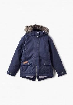 Куртка утепленная, Columbia, цвет  синий. Артикул  CO214EGCPOG5. Columbia 0737554358c