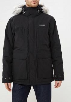 c72df0786f94 Куртка утепленная, Columbia, цвет  черный. Артикул  CO214EMCPPJ7. Одежда    Верхняя